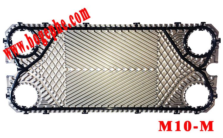 Alfa laval/阿法拉伐M10-BFM板式换热器板片