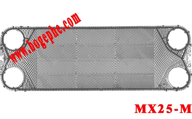 Alfa laval 阿法拉伐 MX25-MFM板式换热器