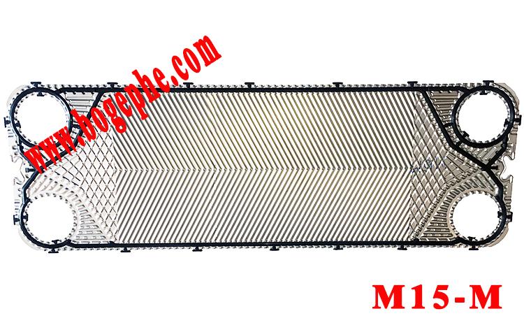 M15-MFM板式换热器板片