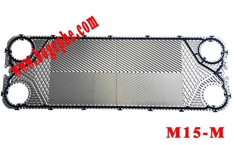 M15-MFM板式换热器胶垫